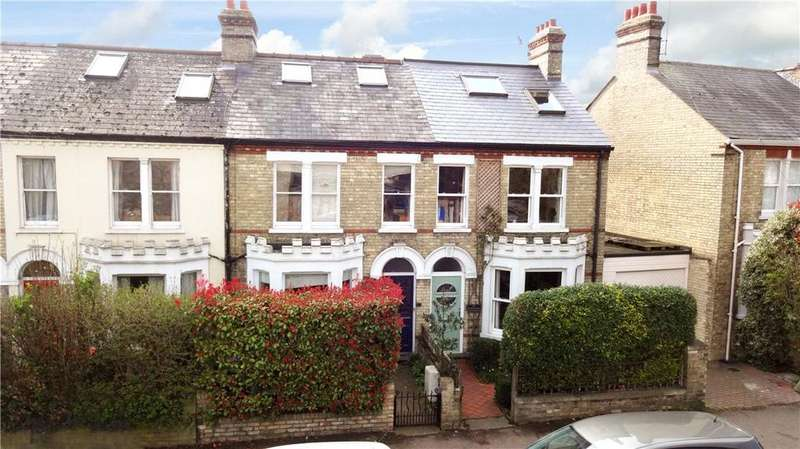 5 Bedrooms End Of Terrace House for sale in Arbury Road, Cambridge, CB4