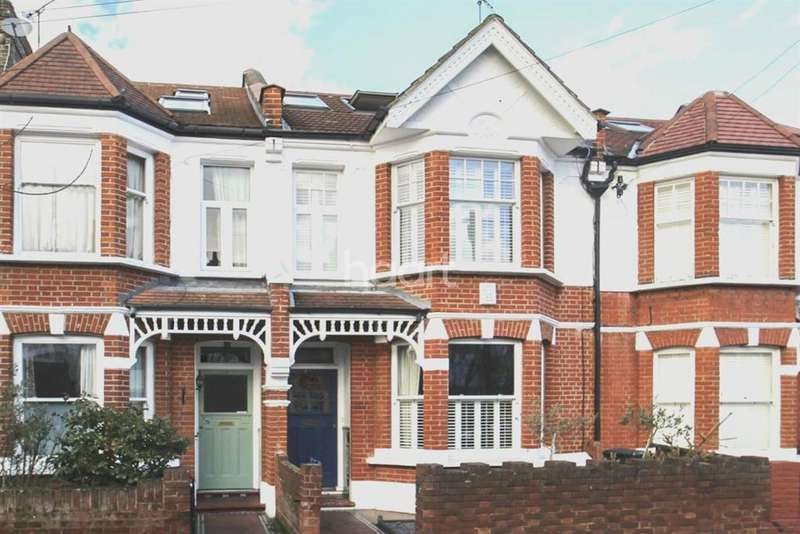 3 Bedrooms Terraced House for sale in Stuart Road, Southfields