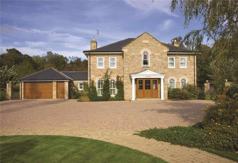 4 Bedrooms Detached House for sale in Linden Acres, Longhorsley, Morpeth, Northumberland