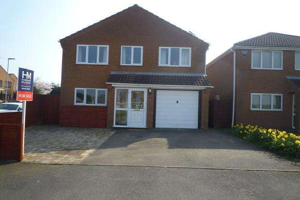 3 Bedrooms Detached House for sale in Mill Road, Murrow, PE13