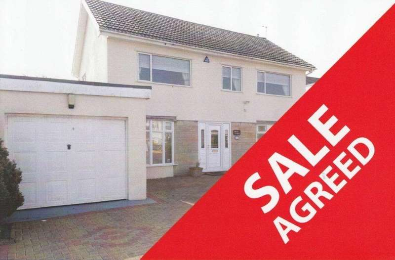 3 Bedrooms Detached House for sale in ESTERLING DRIVE, PORTHCAWL, CF36 3JL