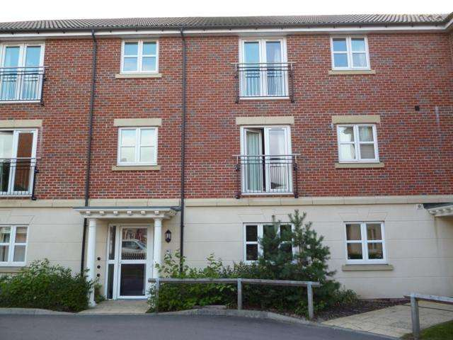 2 Bedrooms Flat for rent in Rowley Court, Sherwood, Nottingham, NG5 1GF