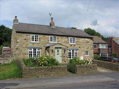 3 Bedrooms Cottage House for sale in Woodview Cottage, 72 Whitehouse Lane, Great Preston, LEEDS, West Yorkshire, LS26 8BJ
