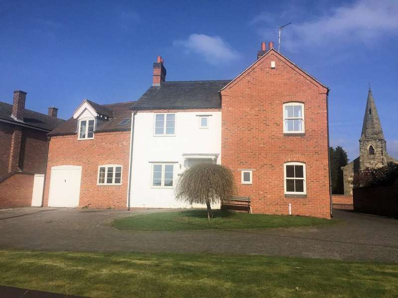 5 Bedrooms Detached House for sale in Burton Road, Rosliston