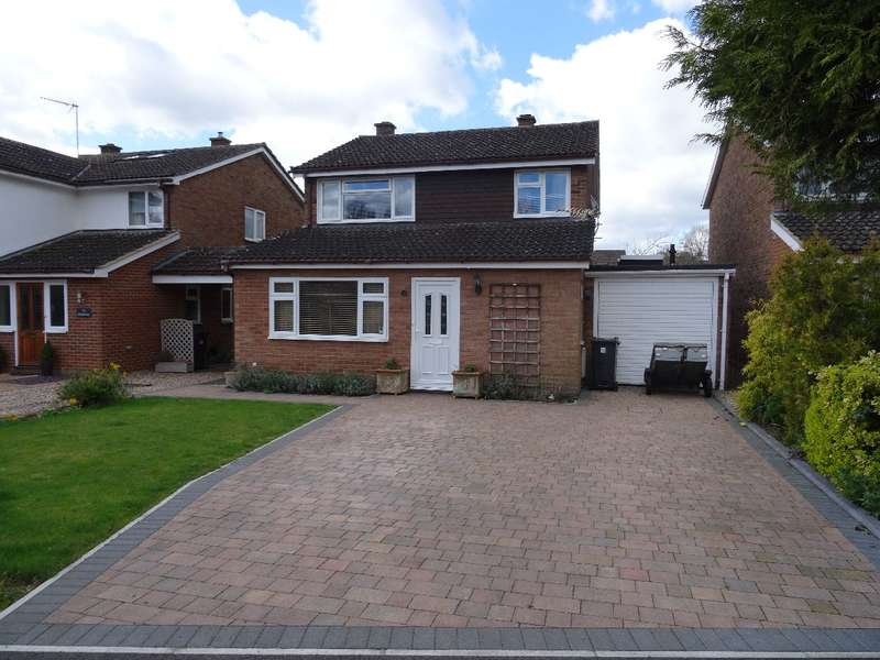 4 Bedrooms Detached House for sale in MEADWAY, HARROLD