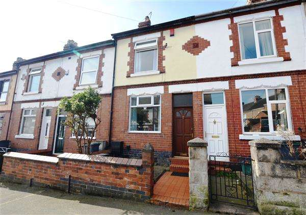 2 Bedrooms Terraced House for sale in Grosvenor Avenue, Oakhill, Stoke-On-Trent