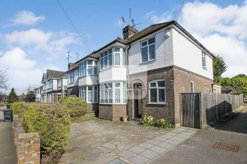 3 Bedrooms Semi Detached House for sale in Oakley Road, Luton