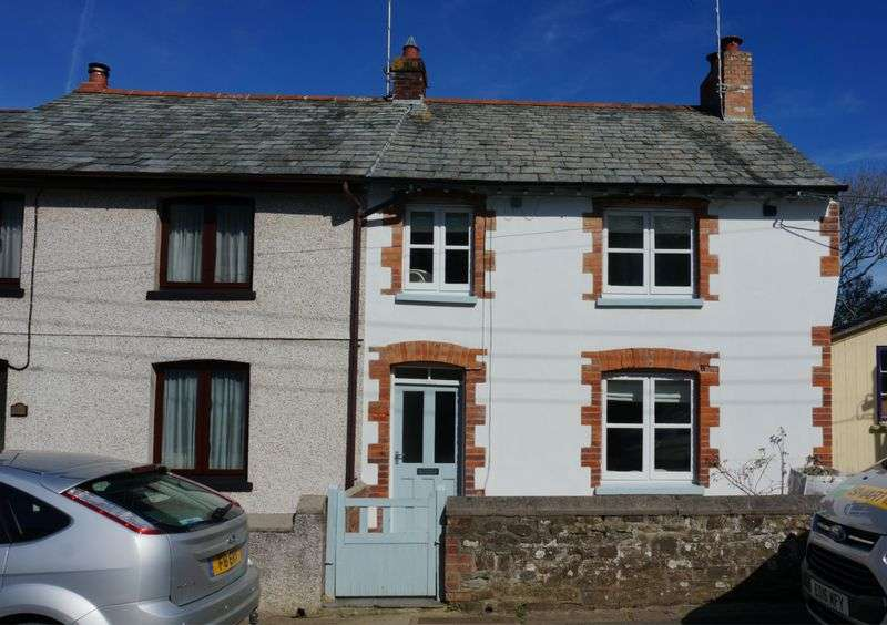 3 Bedrooms Terraced House for sale in Hollabury Road, Bude