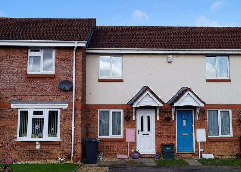 2 Bedrooms Terraced House for sale in Farmington Close, Abbeymead, Gloucester
