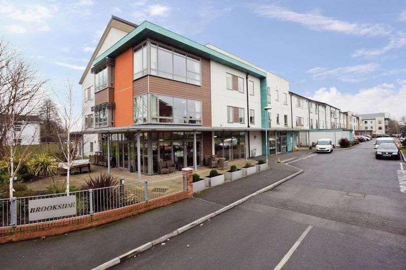 2 Bedrooms Flat for sale in Brookside, Aughton Street, Ormskirk