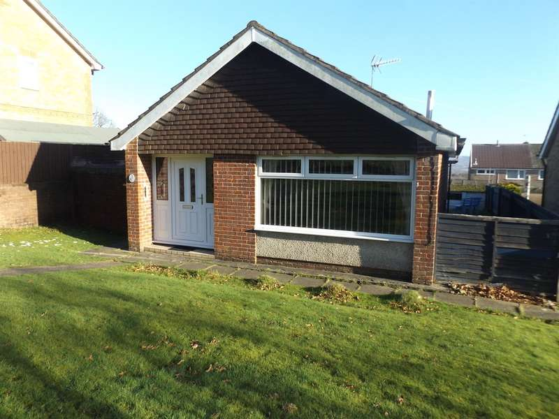 2 Bedrooms Detached Bungalow for sale in Carmarthen Court, Hendredenny, Caerphilly
