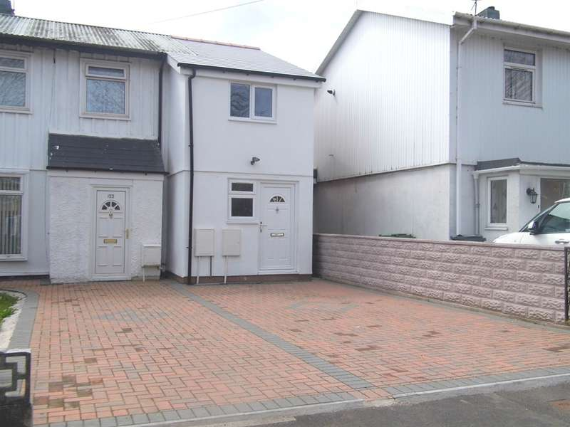 1 Bedroom End Of Terrace House for sale in Aberdulais Road, Cardiff