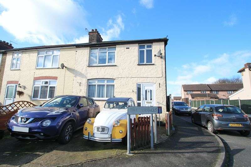 3 Bedrooms Terraced House for sale in St Johns Road, Dartford