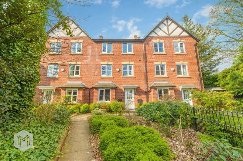 5 Bedrooms Town House for sale in Brynmoor, Smithills, Bolton, Lancashire