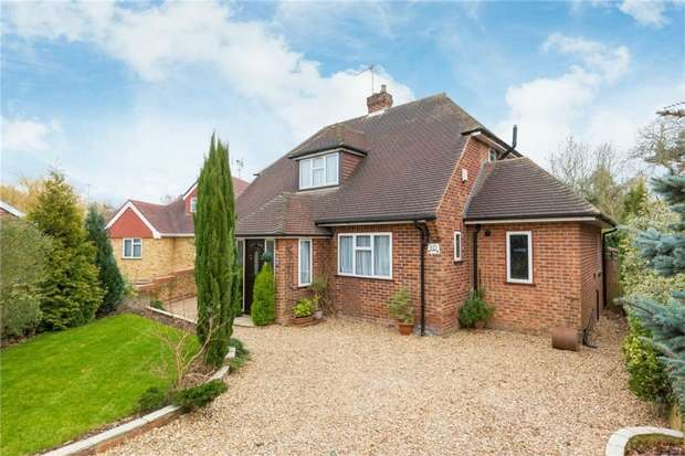4 Bedrooms Detached House for sale in Post Meadow, Iver Heath, Buckinghamshire