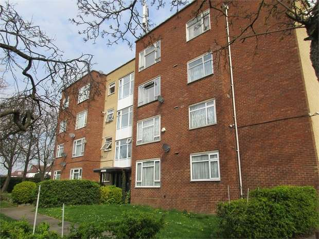 2 Bedrooms Flat for sale in Accadia Court, LONDON