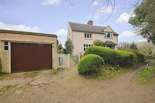 4 Bedrooms Detached House for sale in 51 Cobden Hill, Radlett