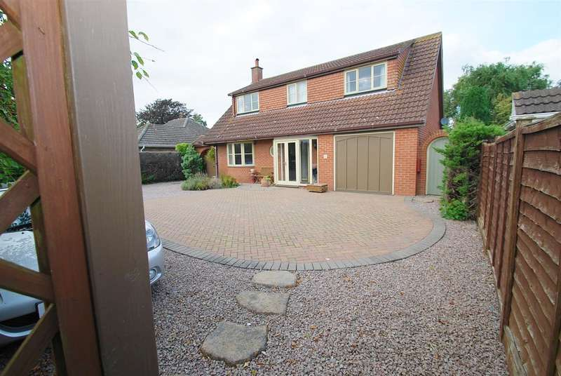 4 Bedrooms Detached House for sale in Bethlem Crescent, Wainfleet St Mary