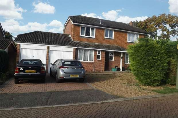 4 Bedrooms Detached House for sale in Harlands Grove, Orpington, Kent
