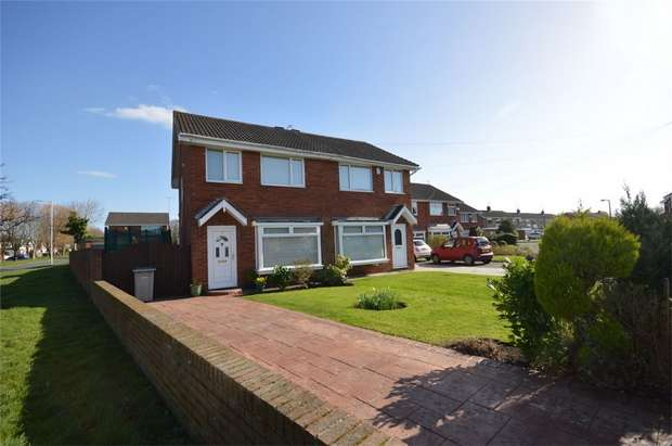 3 Bedrooms Semi Detached House for sale in Fulbrook Road, Spital, Merseyside
