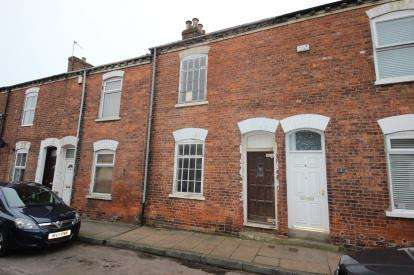 2 Bedrooms Terraced House for sale in Upper St. Pauls Terrace, York, North Yorkshire, England