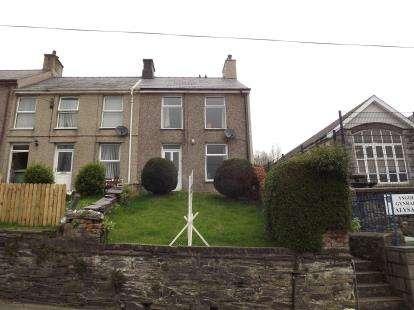 3 Bedrooms End Of Terrace House for sale in Coed Madog Road, Talysarn, Caernarfon, Gwynedd, LL54