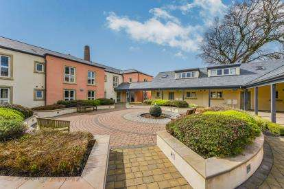 3 Bedrooms Retirement Property for sale in Ellel Court, Chapel Lane, Galgate, Lancaster, LA2