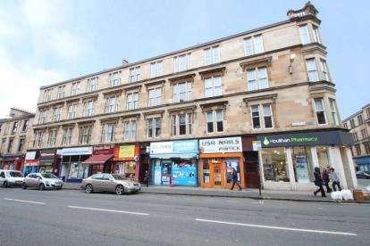 1 Bedroom Flat for sale in Dumbarton Road, Partick, Glasgow