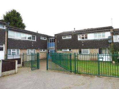 2 Bedrooms Flat for sale in Brook Farm Walk, Chelmsley Wood, Birmingham, West Midlands