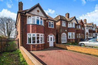 4 Bedrooms Detached House for sale in Beaufort Avenue, Hodge Hill, Birmingham, West Midlands