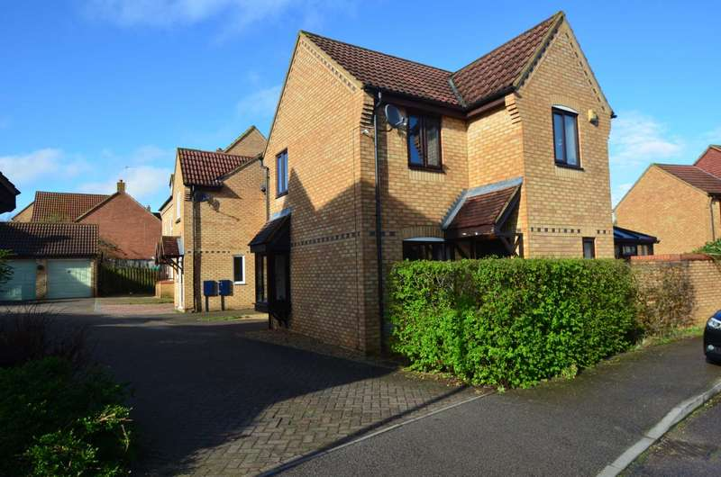 3 Bedrooms Detached House for sale in Monkston