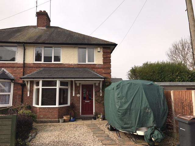 3 Bedrooms Semi Detached House for sale in Vicarage Road, Harborne, Birmingham, B17 0SR