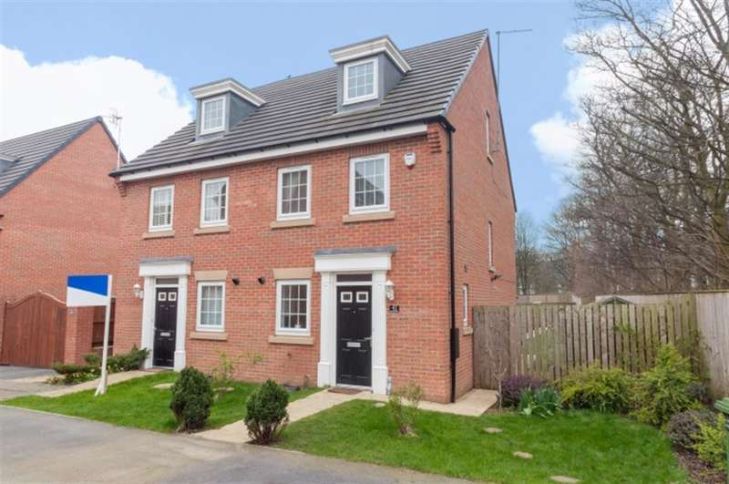 3 Bedrooms Semi Detached House for sale in Henry Grove, Pudsey, LS28