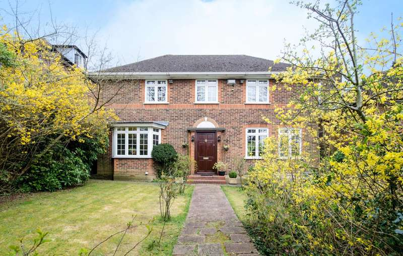 6 Bedrooms Detached House for sale in Sudbury Hill, Harrow on the Hill, HA1