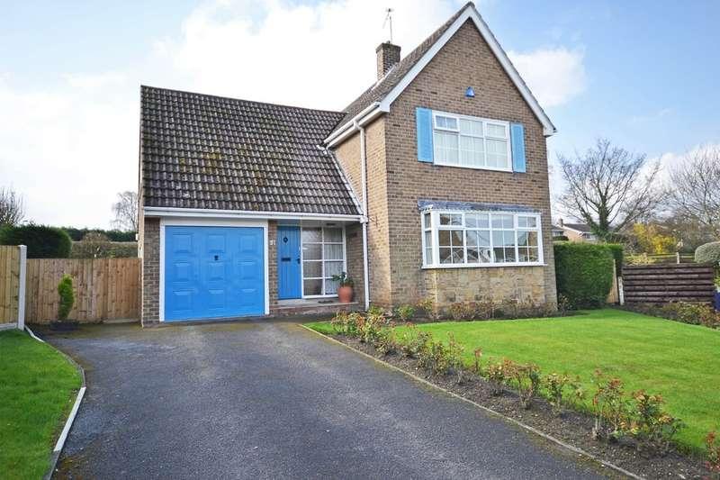 4 Bedrooms Detached House for sale in Rosedale Avenue, Sandal, Wakefield
