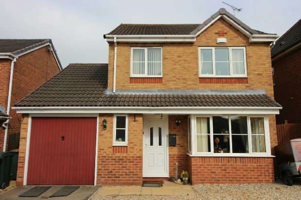 3 Bedrooms Detached House for sale in Homeward Way, Binley, Coventry
