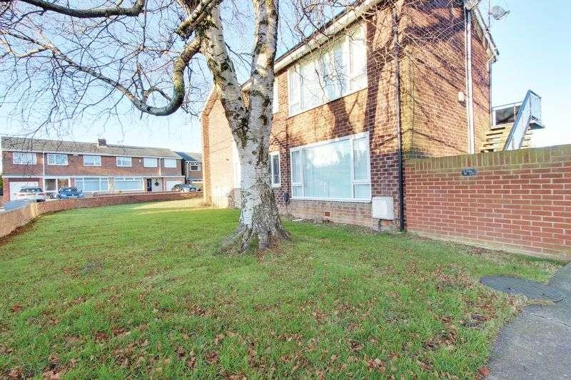 1 Bedroom Flat for sale in Ashdown Avenue, Durham