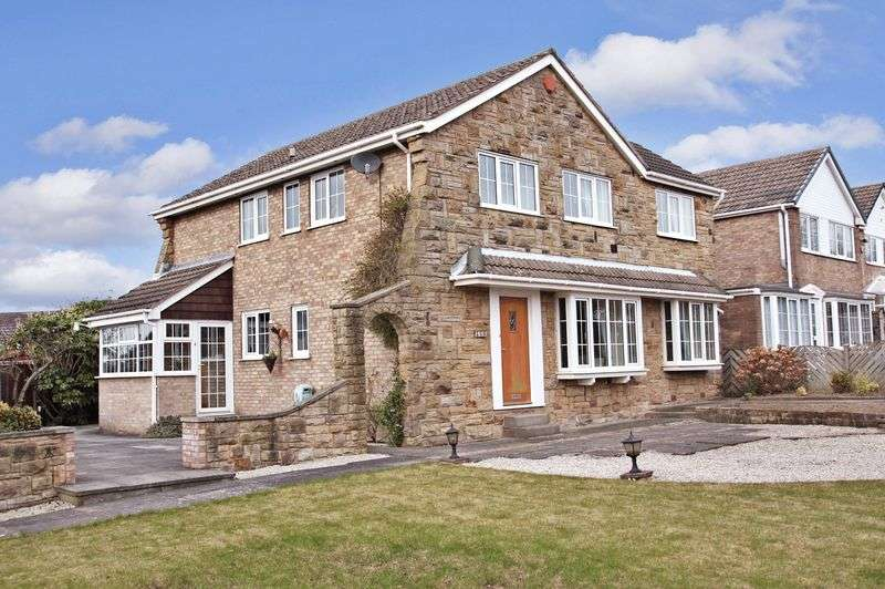 5 Bedrooms Detached House for sale in Ackworth Road, Pontefract
