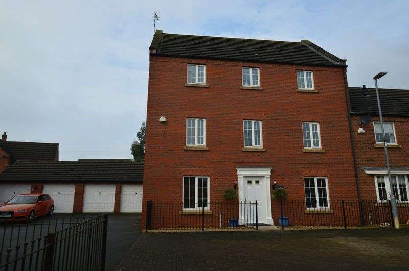 6 Bedrooms Semi Detached House for sale in Murphy Drive, Bagworth