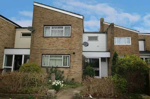3 Bedrooms Terraced House for sale in Mildmay Road, Stevenage, Herefordshire, SG1 5RR