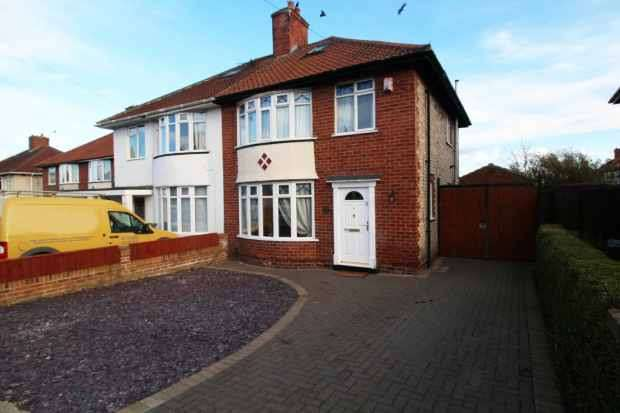 3 Bedrooms Semi Detached House for sale in Malvern Road, Billingham, Cleveland, TS23 2PF