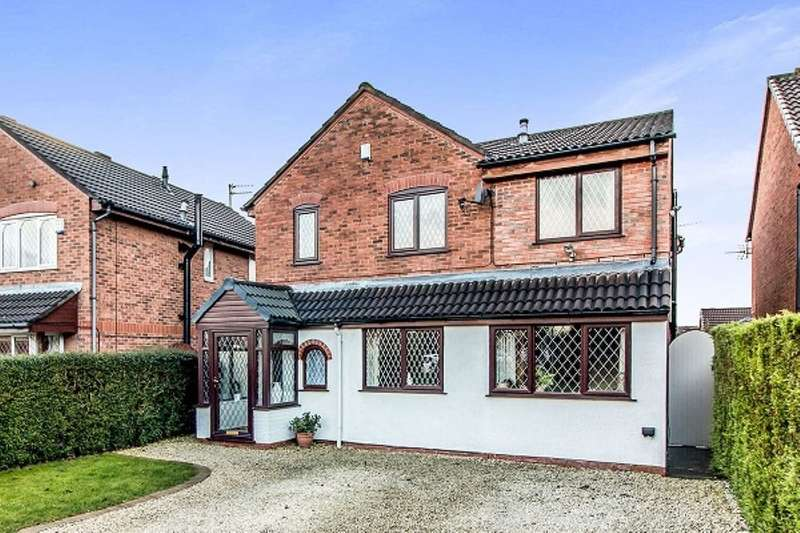 5 Bedrooms Detached House for sale in Hartland Close, Astley,Tyldesley, Manchester, M29