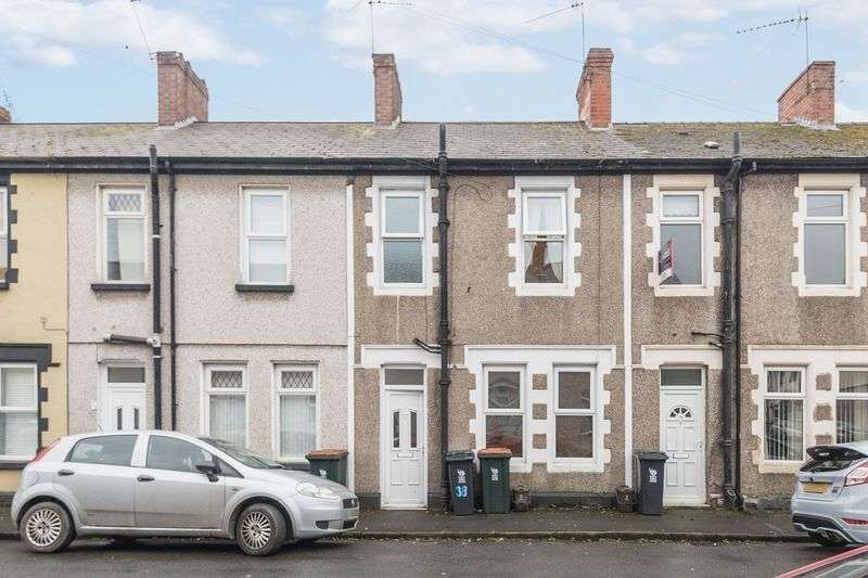 2 Bedrooms Terraced House for sale in Conway Road, Newport