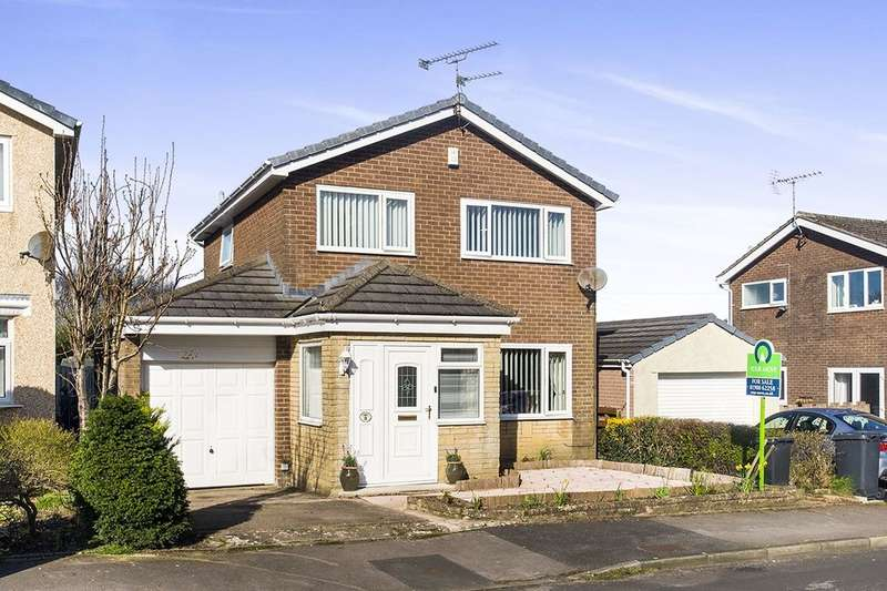 3 Bedrooms Detached House for sale in Harringdale Road, High Harrington, Workington, CA14