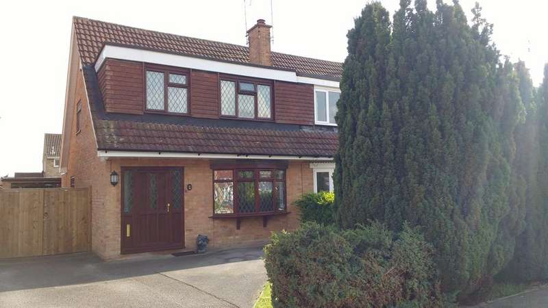3 Bedrooms Semi Detached House for sale in Sharpington Close, Chelmsford CM2
