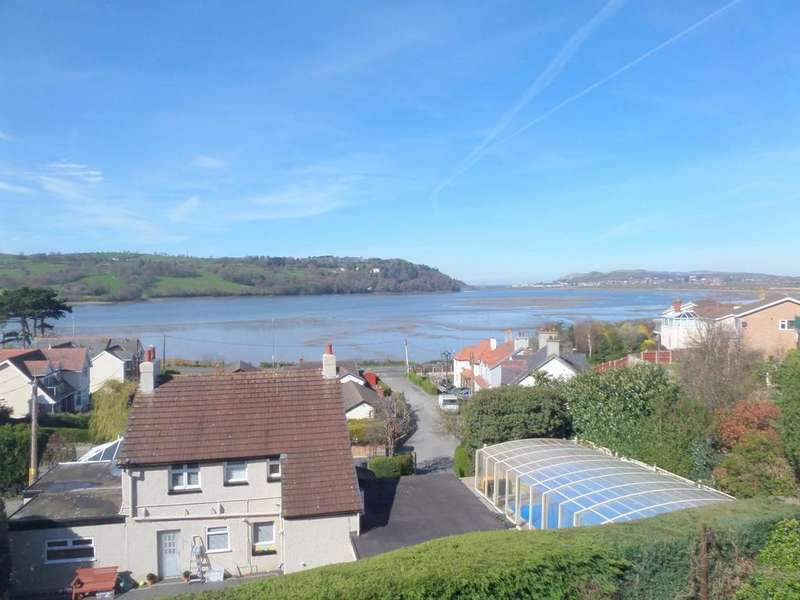 4 Bedrooms Detached House for sale in West End, Glan Conwy