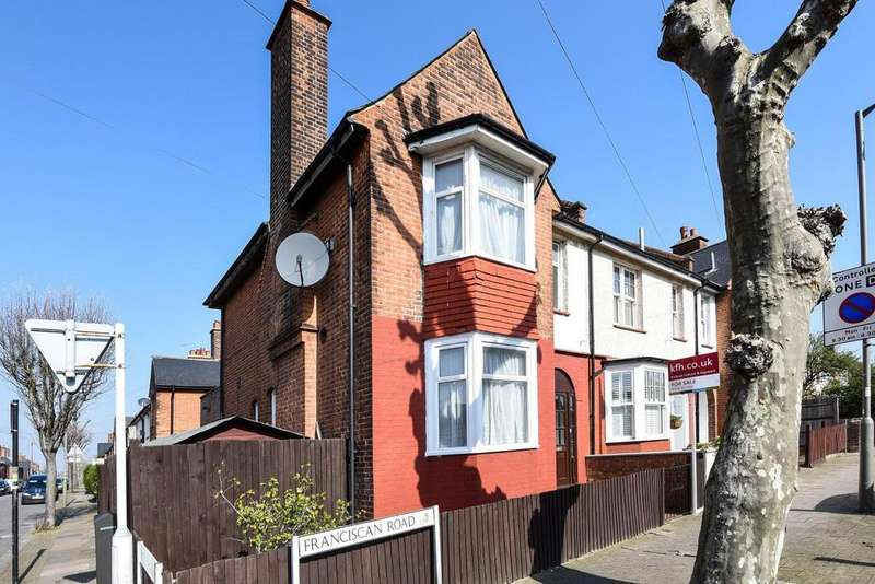 3 Bedrooms Terraced House for sale in Franciscan Road, Tooting, SW17