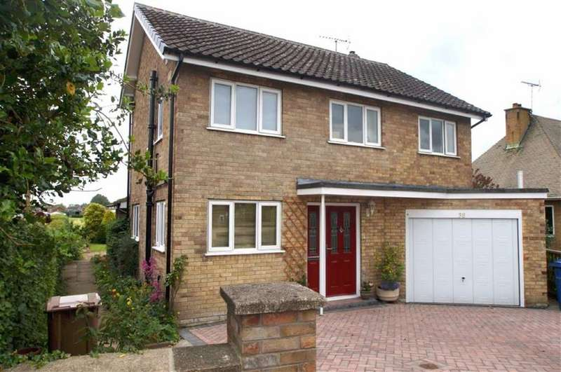 3 Bedrooms Detached House for sale in Spencers Way, Driffield, East Yorkshire