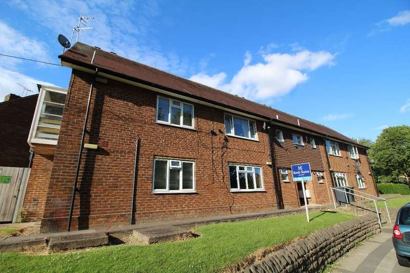 1 Bedroom Flat for sale in The Island, Eastwood, Nottingham, NG16