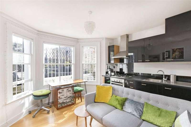 Studio Flat for sale in Cambridge Gardens, London, W10